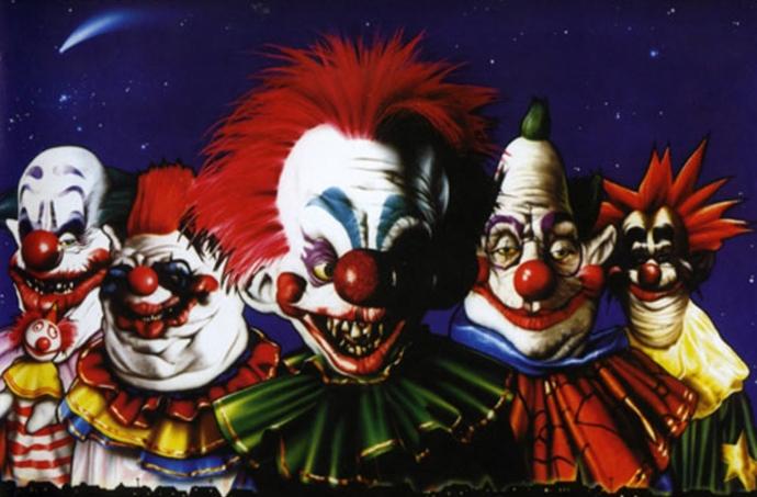 Killer-Klowns cesar zamora