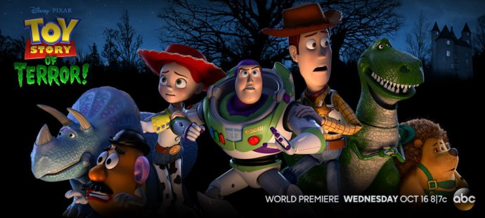 toy story of terror cesar zamora