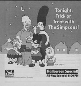 Treehouse_of_Horror_TV_Guide_1990 Cesar Zamora