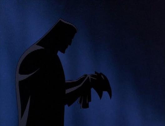batman mask of the phantasm cesar zamora
