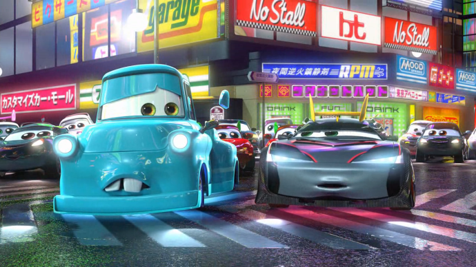 Cars_Toon_Maters_Tall_Tales_cesar zamora drift