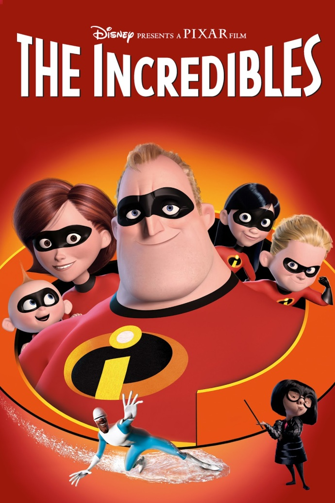 The Incredibles (2004) cesar zamora