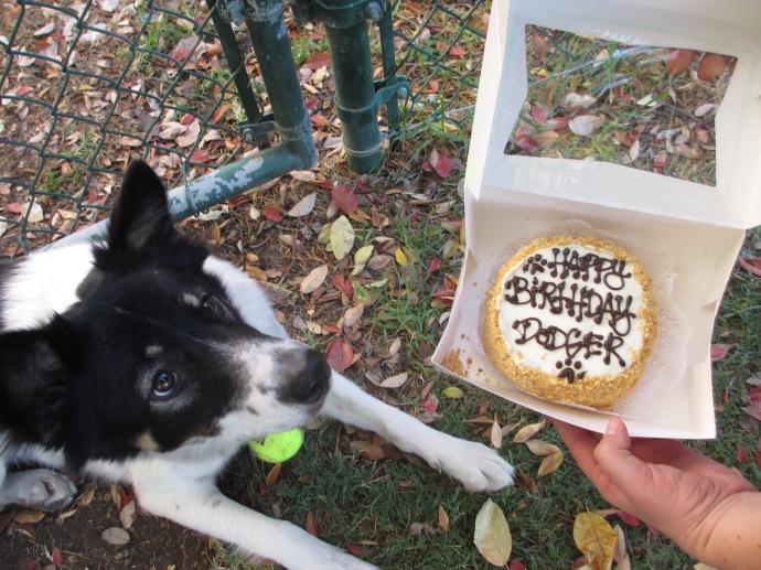 Dodger Dog Cake 2